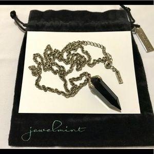Jewelmint Fashion Jewelry - Saber Pendant Necklace